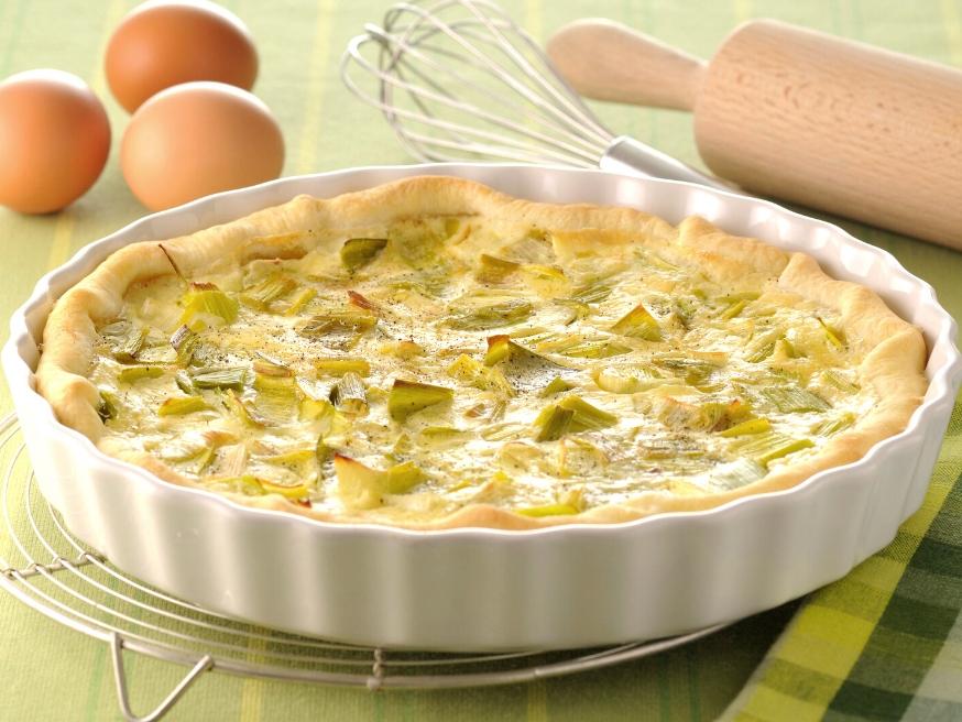 Cheese and Onion Tart Recipe