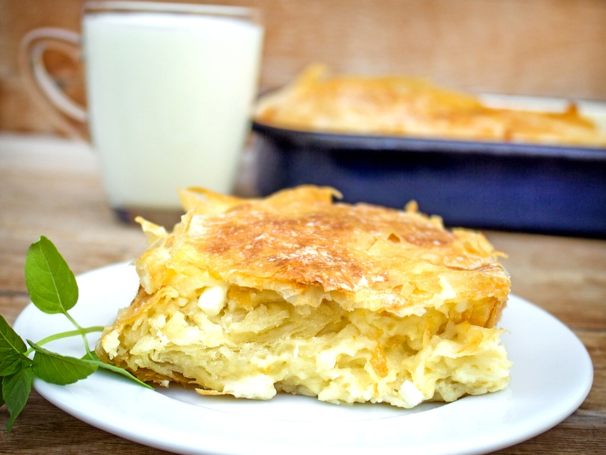 Simpleat Cheese Pie Recipe