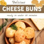 Easy Cheese Buns Recipe - Pro-Recipes.com