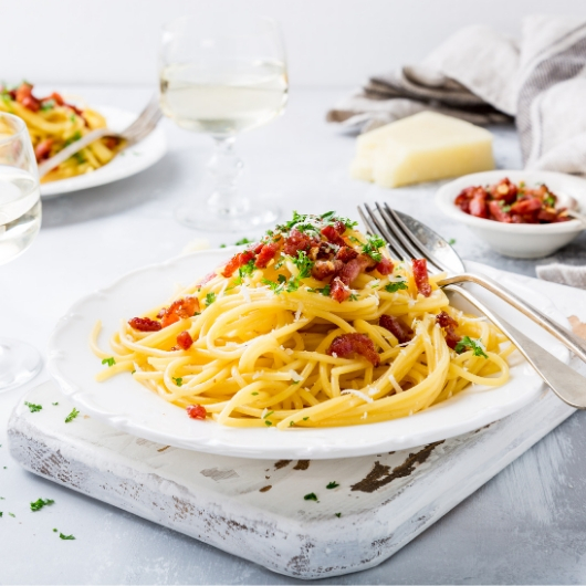 The Original Spaghetti Carbonara Recipe