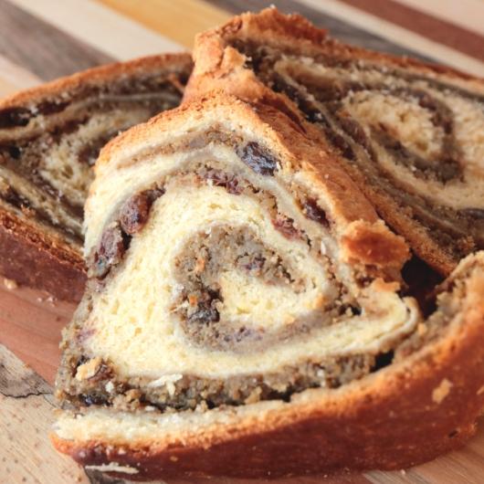 Romanian Walnut Roll - Cozonac Recipe