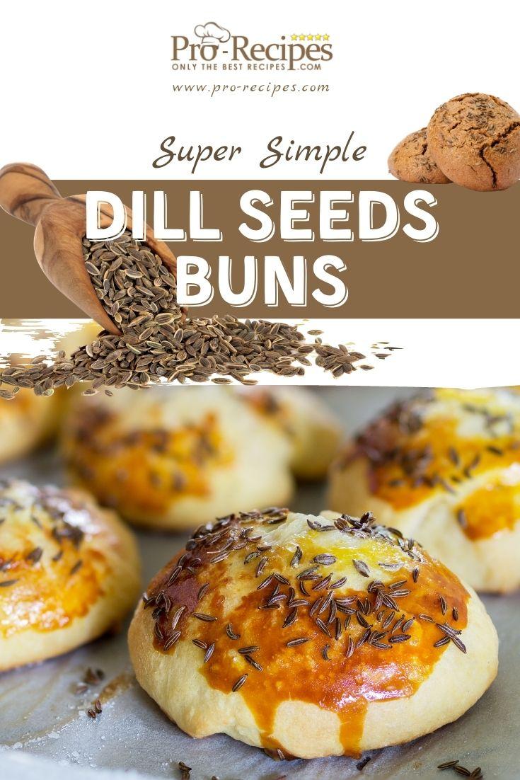 Super-Simple Dill Seeds Buns Recipe 1