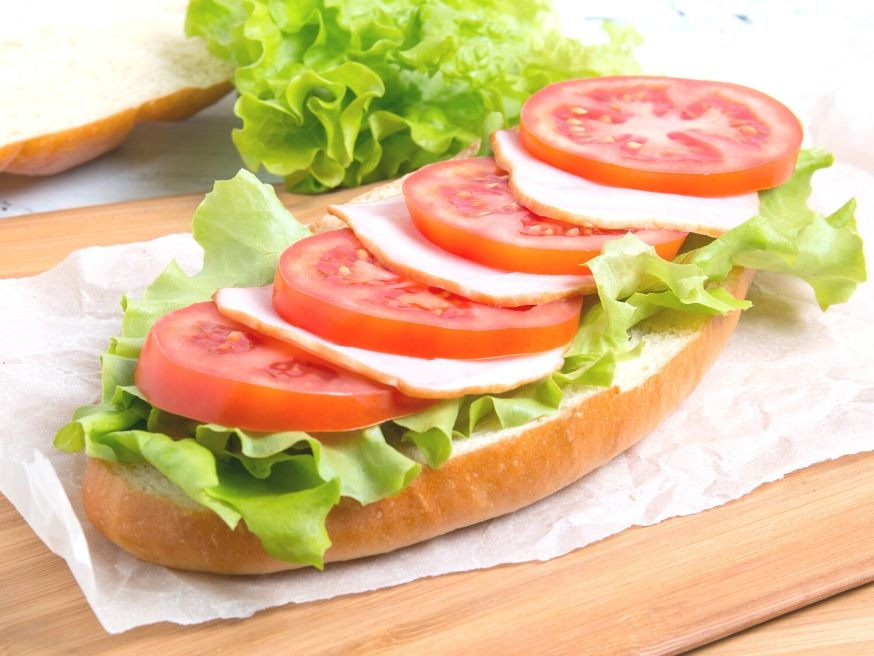 Easy Tomato Sandwich Recipe