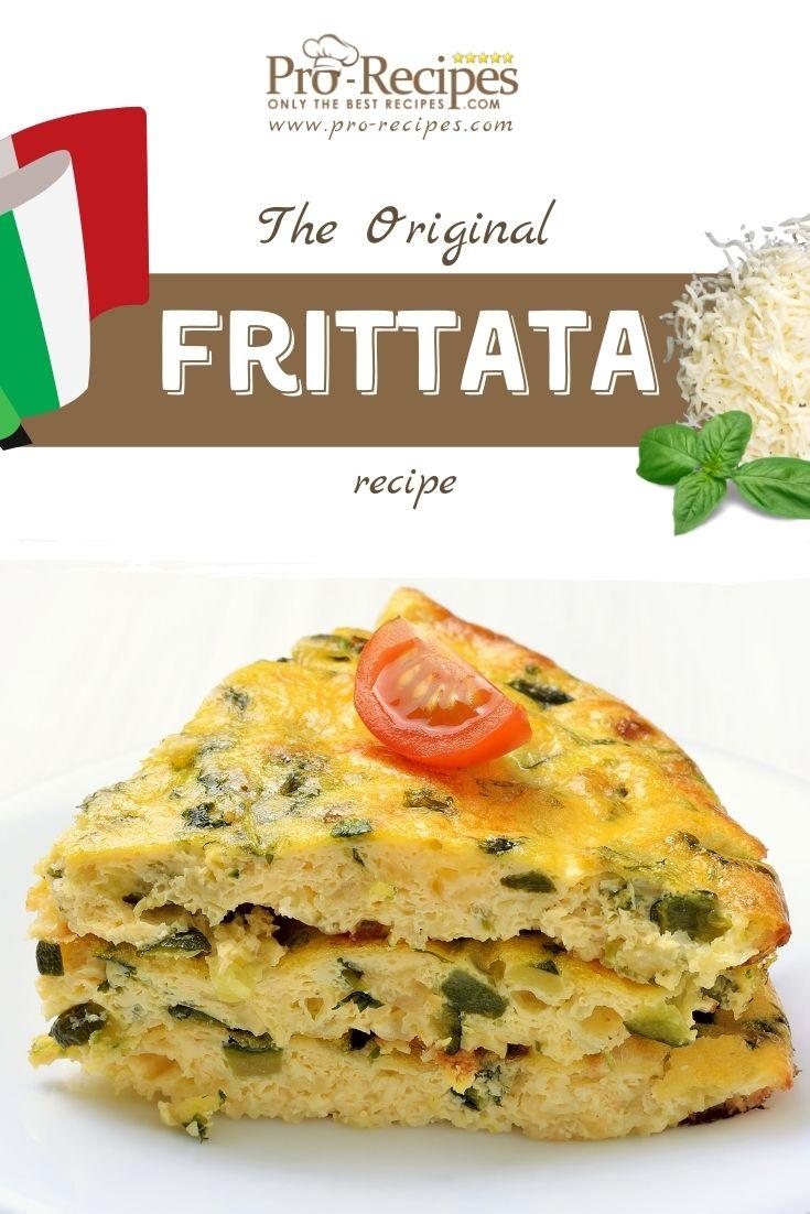 The Original Frittata Recipe