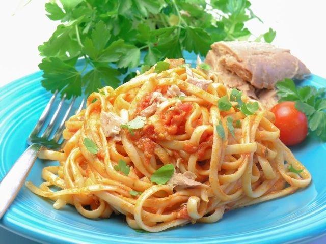 5-Minute Spaghetti with Tuna Recipe