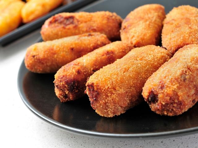 Meatless Glamorgan Sausages Recipe (VEGETARIAN)