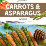 Glazed Carrots & Asparagus Recipe