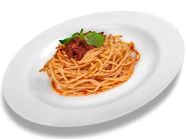 Neapolitan Sauce Spaghetti Recipe (VEGAN)