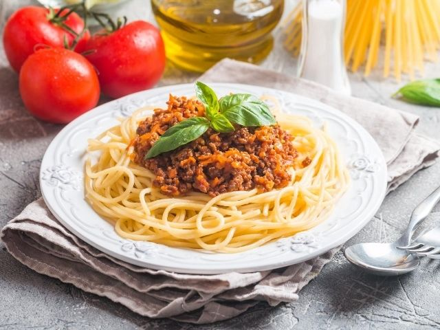 The Original Spaghetti Bolognese Recipe