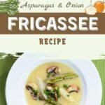 Asparagus Fricassee Recipe