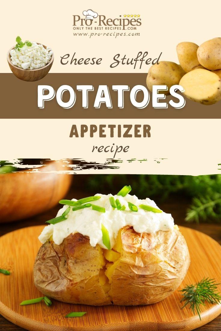 Cream Cheese Stuffed Potatoes Recipe