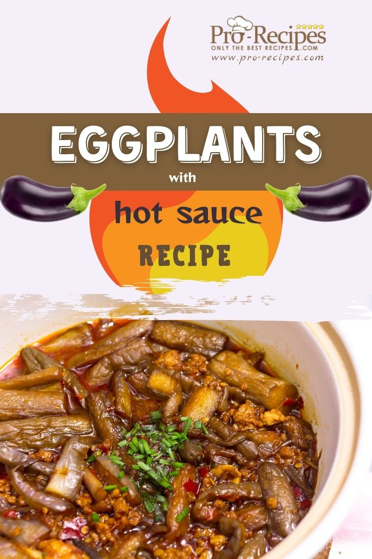 Eggplants in Hot Sauce Side Recipe
