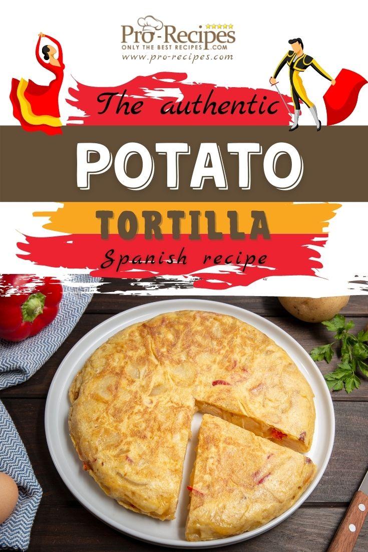 Spanish Potato Tortilla Breakfast Recipe